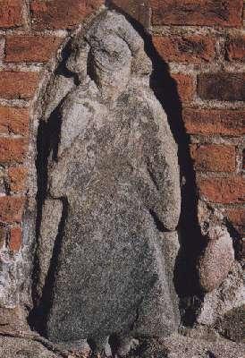 Slawischer Grabstein